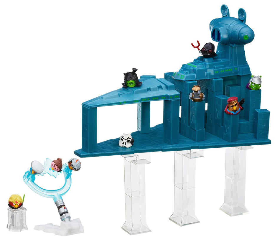 angry birds star wars spiele online